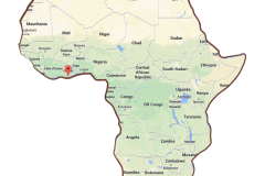 information-africa-map
